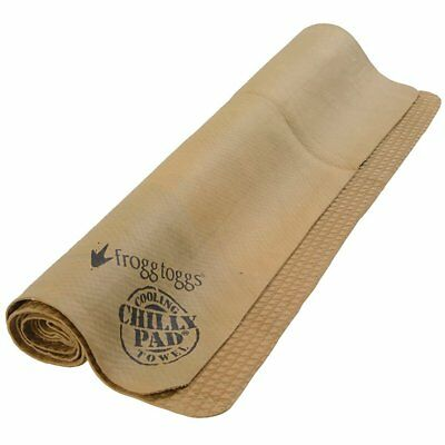 Frogg Toggs The Original Chilly Pad Cooling Towel Sand