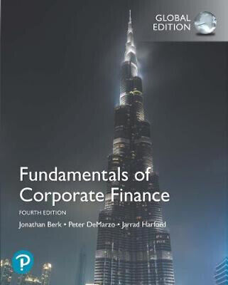 Pdf corporate edition berk finance and demarzo by 2nd