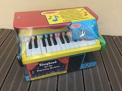 Piano neuf melissa and doug