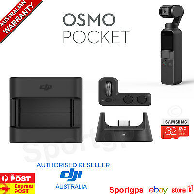 Dji Osmo Pocket Expansion Kit 32Gb, Controller Wheel,Mount, Module Options