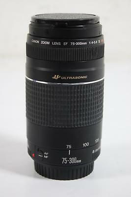 Canon EF 75-300mm f/4-5.6 III USM Ultrasonic Zoom Lens