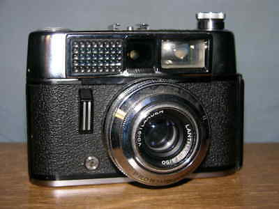 Voigtlander Vito Automatic R Camera with Lanthar 50mm f2.8 Lens