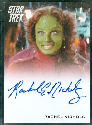 Star Trek Movies 2014  Rachel Nichols as Gaila Autograph  Card