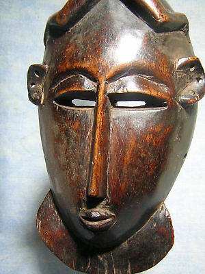 A fine MARKA mask *** AFRICANTIC FRANCE *** Old African Tribal Primitive Art