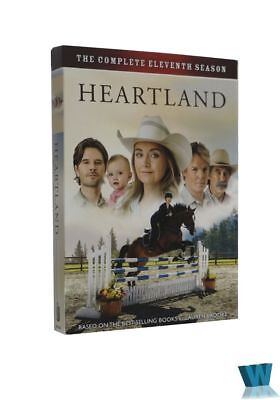Heartland: The Complete Eleventh Season 11(Brand New, DVD, 5-Disc Set) US seller