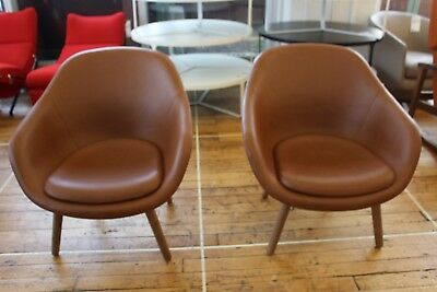 Authentic Hee Welling for HAY About A Lounge Chair,Set of 2| Design Within Reach