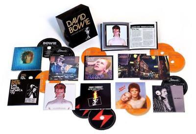 "David Bowie CD ""Five Years 1969-1973"" 12 CD Box Set Collection Free shipping ^"