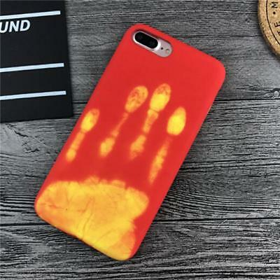 Thermal Sensor Hot Discoloration Phone Case Cover For phone 6 6 S 7 7 Plus L