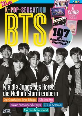 Buss:New Stars - K-POP-SENSATION BTS