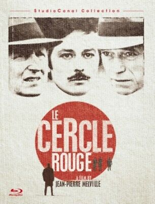 Le Cercle Rouge Blu-Ray Blu-Ray Neuf (OPTBD1868)