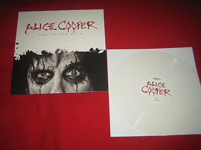 Hardrock  1 Ep   Alice Cooper   The Sound Of A   White -Vinyl Limited 2702/4000