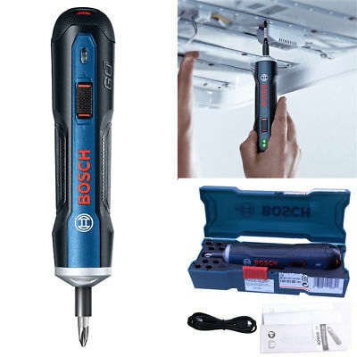 Bosch Go 3.6V All-In-One Smart Cordless Screwdriver Electric Tool Set 360 RPM US