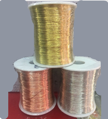 Wholesale  0.2/1mm 3 color Lot Soft Copper Wire/Wire line for DIY Jewelry Making