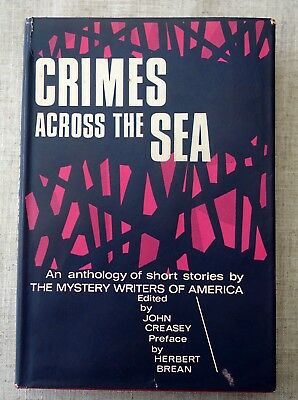 Crimes across the Sea: An Anthology of Short Stories. 19th Annual Anthology