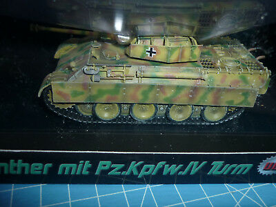 Dragon Armor, Bergepanther mit Pz IV Turm, in OVP