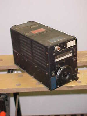 Vintage WWII Military T-19 ARC/5 Transmitter  3 to 4 Mc.