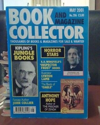 Book and Magazine Collector #206 May 01 Kipling's Jungle Books