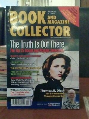Book and Magazine Collector #325 Oct 10 Occult & Psychic Detectives