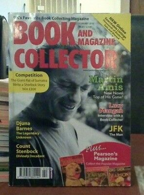 Book and Magazine Collector #317 Feb 10 Martin Amis
