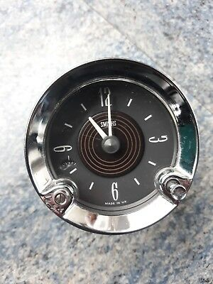 Smiths Car Clock Nos New