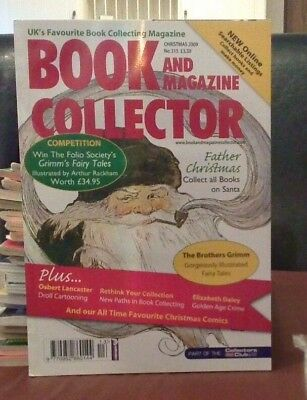 Book and Magazine Collector #315 Xmas 09 The Brothers Grimm