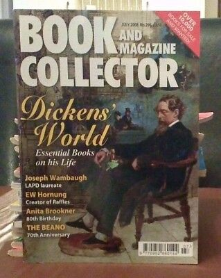 Book and Magazine Collector #296 July 08 Dicken's World  The Beano