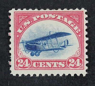 CKStamps: US Air Mail Stamps Collection Scott#C3 24c Mint H OG CV$70