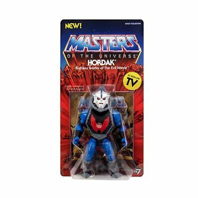 Genuine Masters Of The Universe SUPER 7 Vintage Collection HORDAK Action Figure