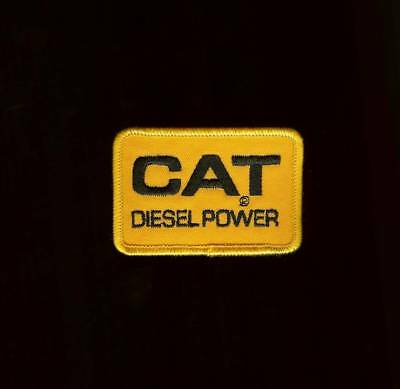 Large CAT Diesel Power Patch.MINT.Fast same day Shipping.Caterpiller