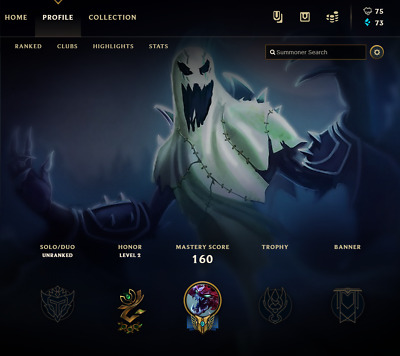 League of Legends Account | LOL | NA | SILVER III | 117 Champ 97 skins - SALE !