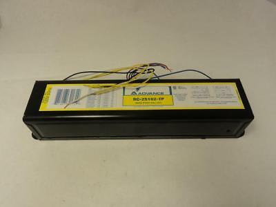 165241 Old-Stock, Advance Ballasts RC2S102TP Ballast, 1 or 2 Lamps, 120V