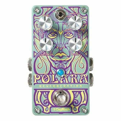 Digitech / Lexicon Polara Digital Reverb Pedal