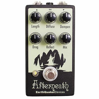 EarthQuaker Devices Afterneath - V2 - Otherworldly Reverberation Machine Reverb