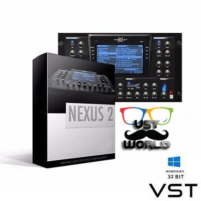 reFX Nexus 2 VSTi With Factory Presets + Official Expansions and Trap Presets