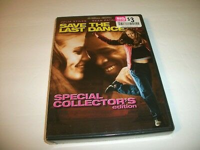 Save the Last Dance (DVD, 2006, Special Collectors Edition) New/Sealed!