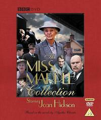 The Miss Marple Collection - Starring Joan Hickson (DVD, 2005, 12-Disc Set, Box