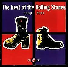 "CD THE ROLLING STONES ""JUMP BACK THE BEST OF 71 93"". Nuevo y precintado"