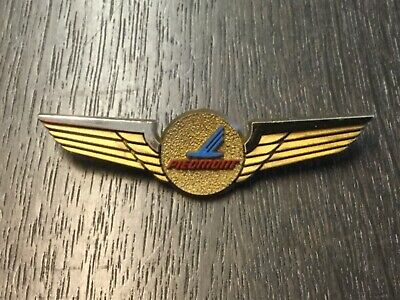 Vintage Piedmont Airlines NOS Junior Pilot Wings Pins Collectable Set of 10