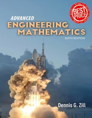 Advanced Engineering Mathematics 6th Edition by Dennis Zill (eB00K)
