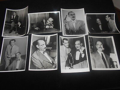 You Bet Your Life Groucho Marx  Television 8 Photos