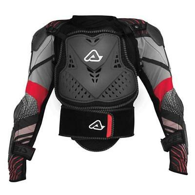 Acerbis Scudo Kinder Safety Jacket Protektorenhemd Brustpanzer Motocross MTB  MX