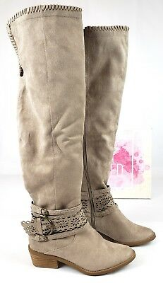 21371e19353 Not Rated Beval Boots - Women s Size 8.5