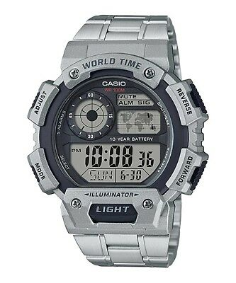 AE-1400WHD-1A Casio Watches Brand-New
