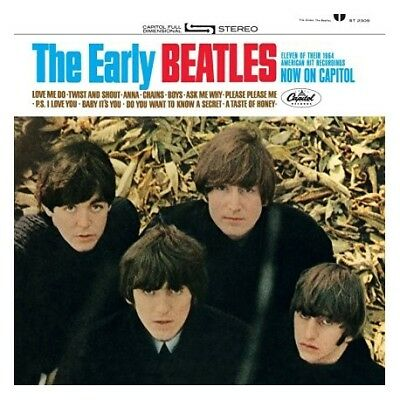 """CD THE BEATLES """"THE EARLY BEATLES"""". Nuovo sigillato"""