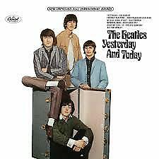 """CD THE BEATLES """"YESTERDAY AND TODAY"""". Nuovo sigillato"""