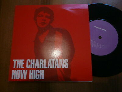 THE CHARLATANS How High - Beggars Banquet BBQ 312 - new!