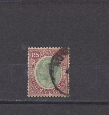 Ceylon-  Lot 4913,  Used. Sc# 256.