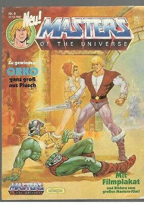 Masters Of The Universe Heft 6