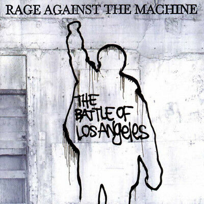 Rage Against The Machine - The Battle Of Los Angeles (CD Album 1999) FREEPOST
