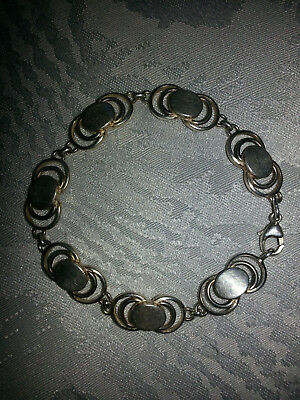 Tolles altes Armband / 800er Silber / Aus Nachlass